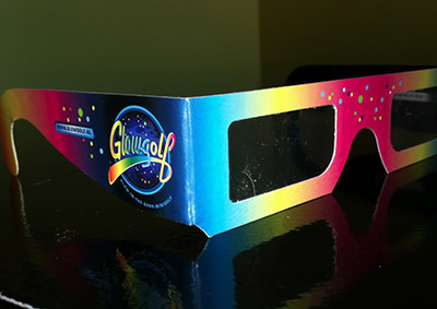 GlowGolf 3D Glasses